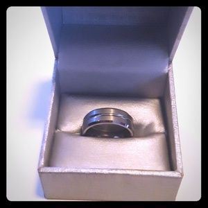 Other - Men's tungsten ring